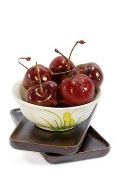 Free Fresh Cherry Series 05 Stock Photos - 10305143