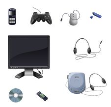 Free Technology Objects Stock Photos - 10307043