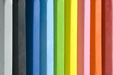 Free Oil Pastel Background Stock Images - 10308004