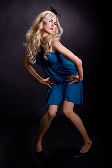 Free Stylish Woman Stock Photo - 10308850