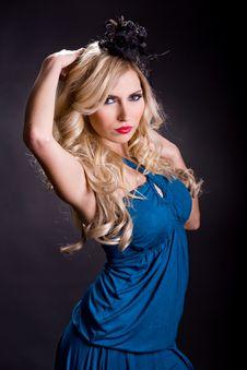 Free Beauty Portrait Stock Image - 10309071