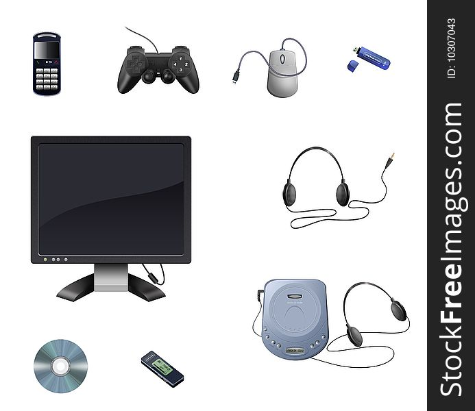 Technology objects