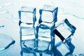 Free Melting Ice Cubes Royalty Free Stock Image - 10311936