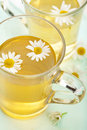 Free Herbal Tea With Chamomile Flowers Royalty Free Stock Images - 10312169