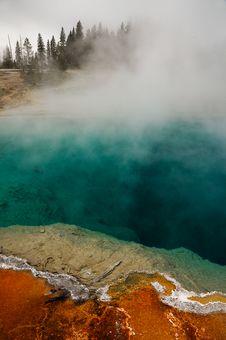 Free Yellowstone Royalty Free Stock Image - 10310576