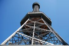 Free The Petrin Tower. Stock Photography - 10311522