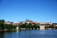 Free View Of Vltava River. Stock Photo - 10311710