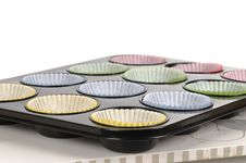 Free Prepering Cup-cakes Royalty Free Stock Photography - 10311957