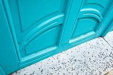 Free Close Up Door And Stone Stock Photo - 10312040