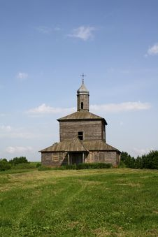 Free Wooden Church Stock Images - 10312194