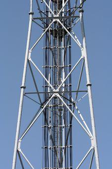 Free Radio Tower Royalty Free Stock Photos - 10313428