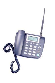 Free Cordless Landline Phone Stock Images - 10314154