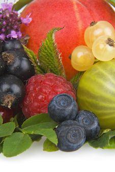 Free Fresh Fruit Stock Photography - 10314442