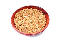 Free Brown Lentils Stock Image - 10314681