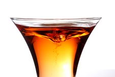 Drink Colors Stock Photography