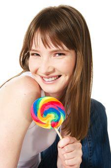 Free Lollipop Stock Photos - 10315453