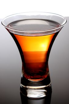 Drink Colors Royalty Free Stock Photos