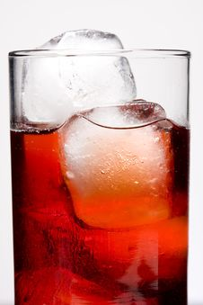 Drink Colors Royalty Free Stock Image