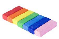 Free Plastic Rainbow Stock Photo - 10316700