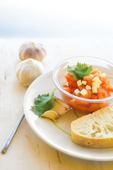 Free Italian Bruschetta Stock Photo - 10317040