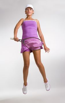 Free Tennis Royalty Free Stock Image - 10317246