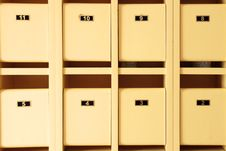 Free Mailboxes Royalty Free Stock Images - 10317739