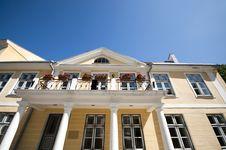 Free House In Estonia Royalty Free Stock Photos - 10318258