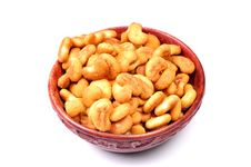Free Cashew-nut Shaped Biscuits Royalty Free Stock Photos - 10318428