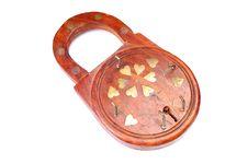 Free Wooden Key Holder Stock Images - 10318564
