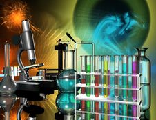 Free Chemical Devices Stock Photography - 10318772