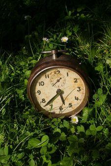 Free Alarm Clock Royalty Free Stock Photo - 10319425