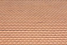 Free Tiled Roof Background Royalty Free Stock Image - 10319916