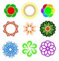 Free Circule Ornaments Stock Image - 10321761