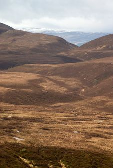 Free Cairngorm Mountain Stock Images - 10320594