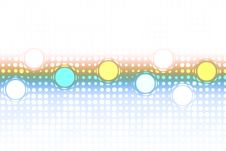 Free Multicolor Abstract Background With A Pattern From Royalty Free Stock Image - 10322946
