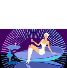 Free Clubgirl Royalty Free Stock Image - 10323246