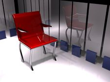 Free Chair Royalty Free Stock Photo - 10324915