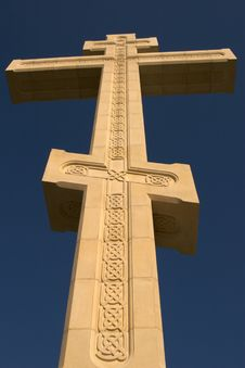 Free Cross In The Sky Stock Photography - 10325002