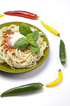 Free Pasta Stock Photography - 10325372