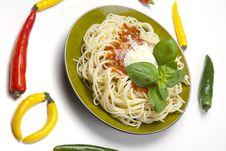 Free Pasta Stock Photos - 10325413