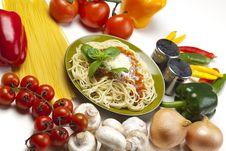 Free Pasta Stock Image - 10325531