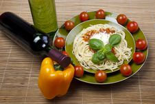 Free Pasta Royalty Free Stock Images - 10325679