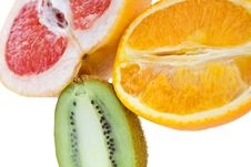 Free Citrus Fruits Stock Photography - 10325852