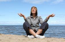 Free Yoga Stock Photo - 10325940