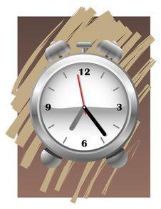 Free Clock Alarm Royalty Free Stock Photo - 10326725
