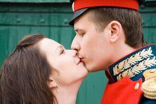Free Kiss Royalty Free Stock Image - 10327226
