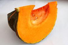 Free Piece Of Pumpkin Royalty Free Stock Photos - 10328208