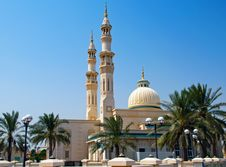 Free Dubai Mosque 2 Stock Photos - 10328723