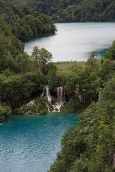 Free Plitvica Lakes Royalty Free Stock Image - 10329356