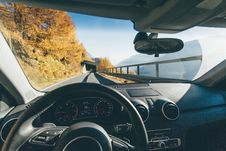 Free Automobile, Automotive, Autumn, Car, Royalty Free Stock Images - 103273569